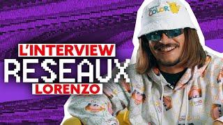 Interview Rseaux Lorenzo : Booba tu stream ? Shay a match ? Vladimir cauchemar tu follow ?