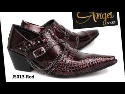 MR Angel Shoes - Men's Designer Dress Shoes Online - YouTube
