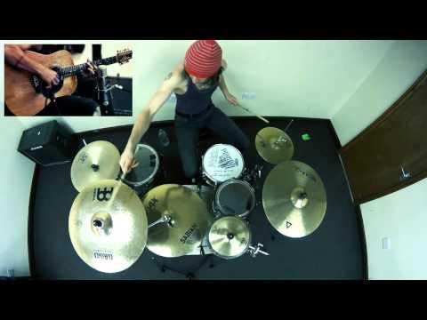 John Butler Trio -  Ocean -  Drum Cover - Luke Bolger