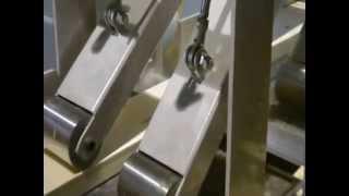 Sawyer Machinery Hbr-400-2(w9) 2 Heads Horizontal Band Saw (915mm Saw Wheel)