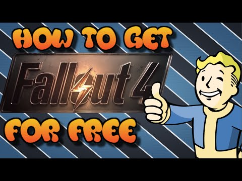 HOW TO GET FALLOUT 4 FOR FREE!!!! NO SURVEYS, NO VIRUSES, 100% FREE