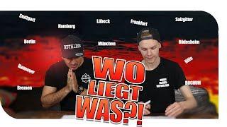 WO LIEGT WAS?! | MIT UNSYMPATHISCHTV