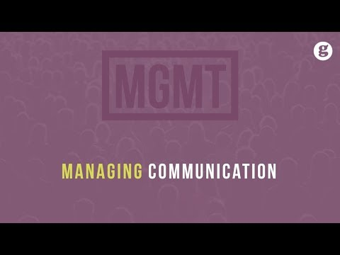 Managing Communication