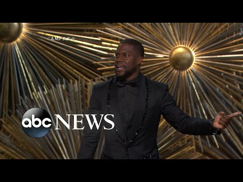 Long John - BREAKING: Kevin Hart to Host 2019 Oscars! (video)