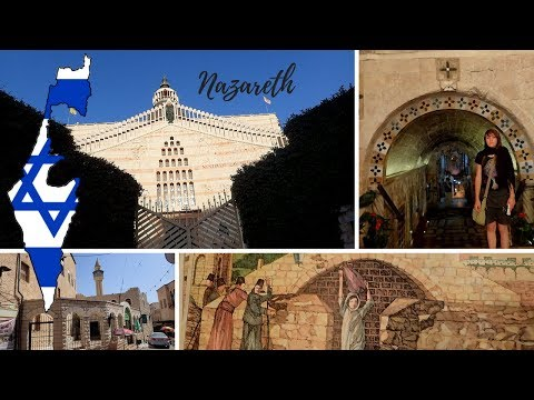 Nazareth, Israel traveling all around the world...