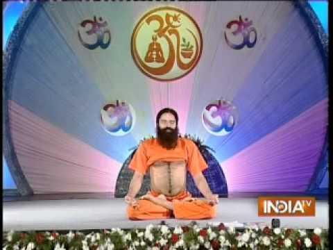 Swami Ramdev suggests Top 10 Yoga asanas for common man