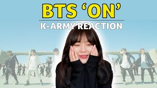 Baixar 💜 BTS 'ON' Kinetic Manifesto Film : Come Prima Reactionㅣ방탄소년단 'ON' K-ARMY 아미 리액션