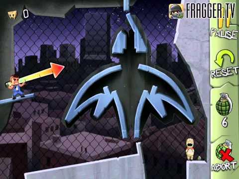Fragger Monster Dash Level 27 Walkthrough