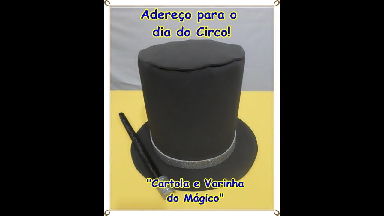 c1f596731f1dc Adereço para o dia do circo