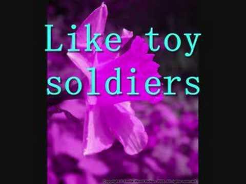 Martika-Toy Soldiers with lyrics
