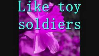 Martika-Toy Soldiers with lyrics