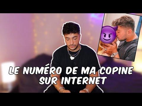LE NUMÉRO DE MA COPINE A FUITÉ SUR INTERNET