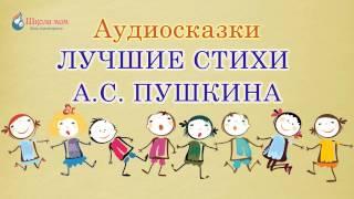 Лучшие стихи А.С. Пушкина. Стихотворения