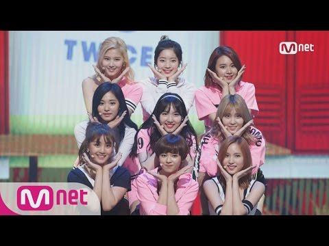 [TWICE - Cheer Up] KPOP TV Show L M COUNTDOWN 20160505 EP.472