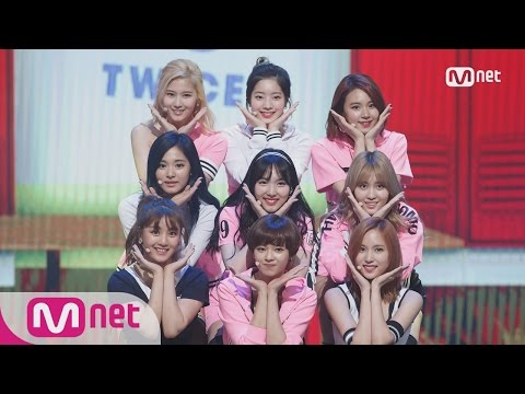 TWICE  Cheer Up KPOP TV Show l M COUNTDOWN 20160505 EP472