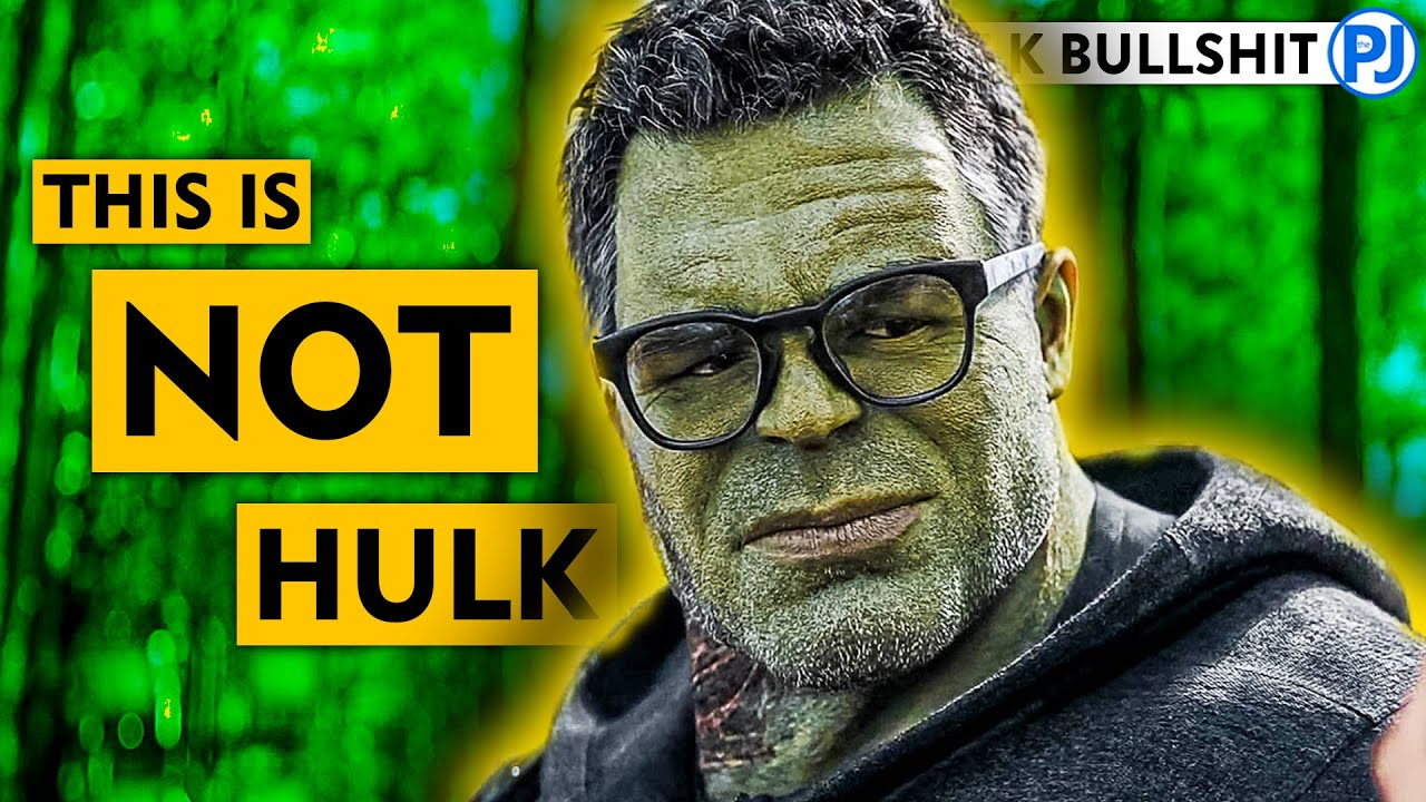 This Is Not Real HULK & How To Fix It? (Disappointing Smart HULK) - PJ Explained