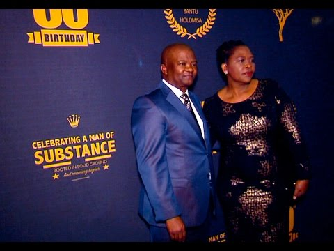 Full Video Celebrities And Malema At David Mabilu S M