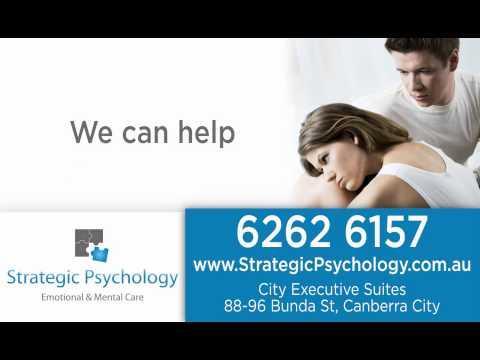 Strategic Psychology - Psychologist Canberra, Psychologists, Psychology