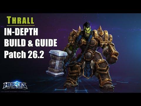 Nexus by the Numbers - Thrall - In-Depth Build & Guide - Patch 26.2