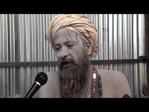 Kumbh Mela 2015- Interview of a real Naga Yogi
