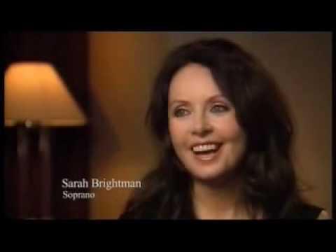 "Andrea Bocelli & Sarah Brightman ""Interview"""