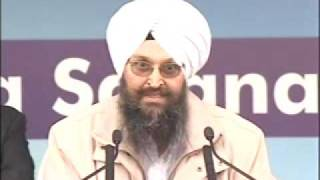 Ahmadiyya : Guest in Punjabi at Jalsa Qadian 2009 Day 2 Afternoon