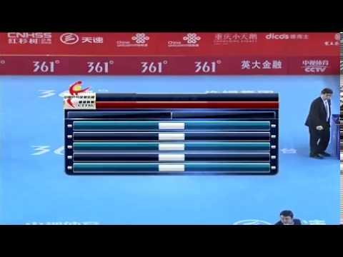 2013 China Super League: Shandong Vs Shanghai [Full Match]