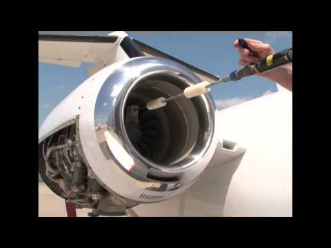 Citation Mustang Engine Wash Procedure