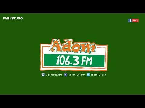 DWASO NSEM FABƐWƆSO WITH CAPTAIN SMART on Adom FM (14-11-18)