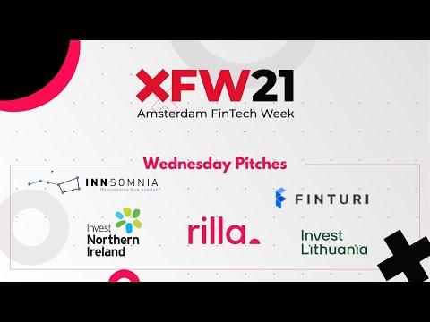 XFW21: Fintech Union - Showcase your company!