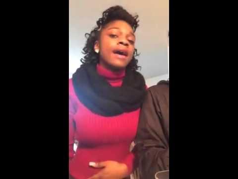 Sonta singing Tyra B  Still in love