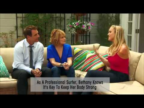 Home & Family - Shark Attack Survivor Bethany Hamilton