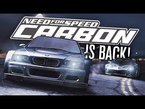 World's GREATEST CAR!! | Let's Play Need For Speed Carbon #1