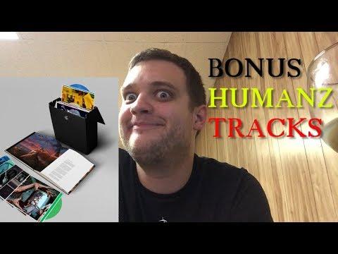 Gorillaz Humanz Super Deluxe Vinyl Songs Review