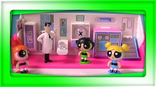Save the Power Puff Girls Disk Drop Game Toy Surprise Boxes | Fizzy Toy Show