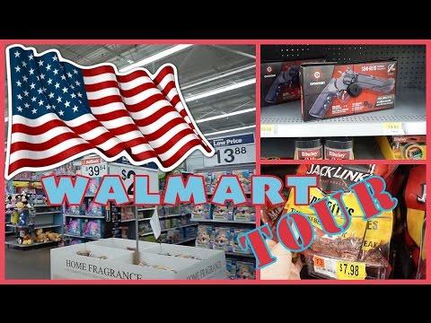 SUPERMERCADOS EN ESTADOS UNIDOS   CURIOSIDADES Y PRECIOS   Walmart tour