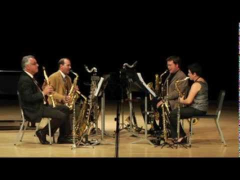Areté Woodwind Doubling Quartet - Ulla in Africa (Heiner Wiberny)