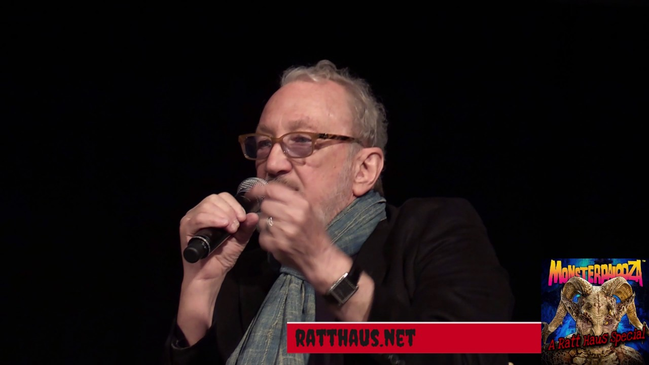 A Nightmare on Elm Street Monsterpalooza Panel 2017 with ...