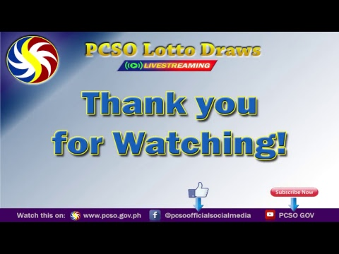[LIVE]  PCSO 011:00AM Lotto Draw - February 13, 2019