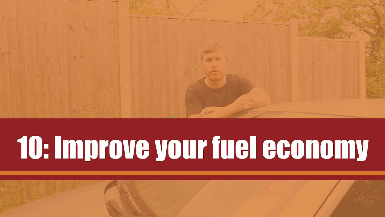 Improve Your Fuel Economy Five Simple Tips To Get More Miles Per Gallon