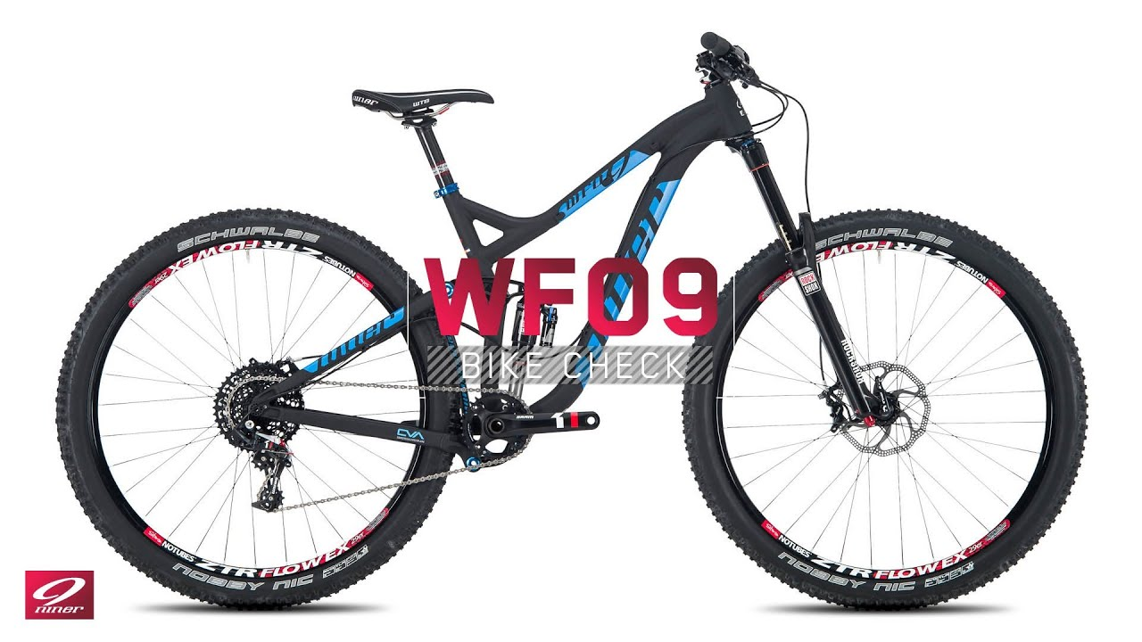 WFO 9 Bike Check - YouTube