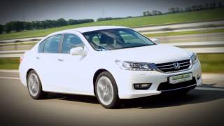 НОВЫЙ Honda Accord 2.4 Sport ТЕСТ-ДРАЙВ