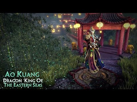 SMITE - God Reveal: Ao Kuang, Dragon King of the Eastern Seas