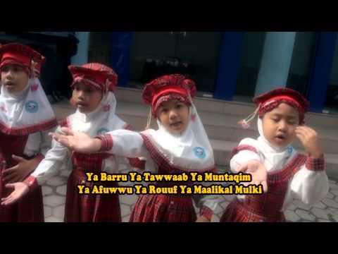 Asmaul Husna - TK. Plus Rahmat  vocal by Daffa Faeyza Syafarani dkk.