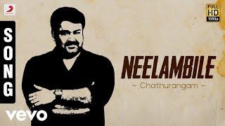 Chathurangam - Neelambile Malayalam Song | Mohanlal, Navya Nair