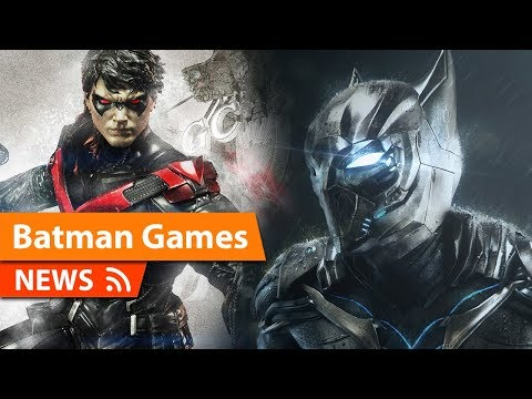 Batman Arkham Legacy To Be Announced At Video Game Awards & Release Date Talk