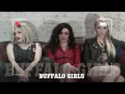 Buffalo Girls - Dont Rescue Me (Official)