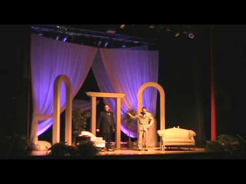 Importance of Being Earnest - Act I (Crown Theater Productions)