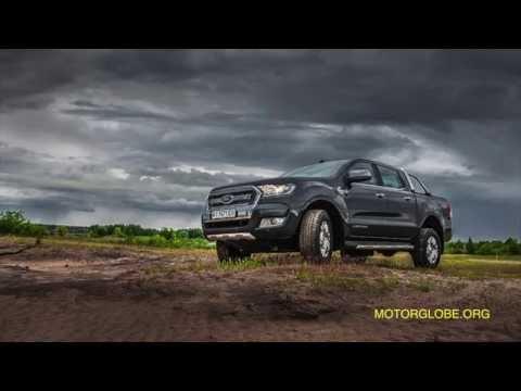 Тест драйв Ford Ranger 2016. Комментарий С. Ломан главный редактор MOTORGLOBE.ORG