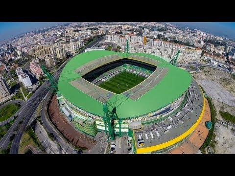 Estádio José Alvalade - Sporting Lisbon